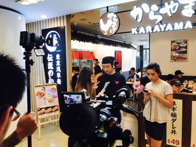 日本食のすばらしさを世界中のお客様へ発信する第一歩を、あなたが創り上げます。