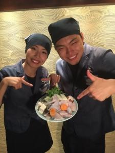 全国に95店舗展開しているとらふぐ料理専門店で、オープニングスタッフとして働こう!