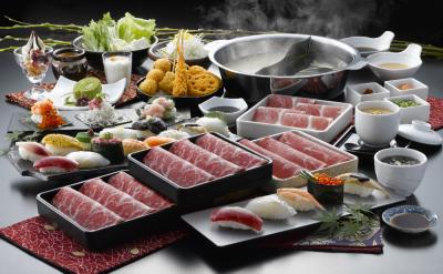 「焼肉きんぐ」「寿司・しゃぶしゃぶ ゆず庵」「丸源ラーメン」など、12ブランドを展開しています。