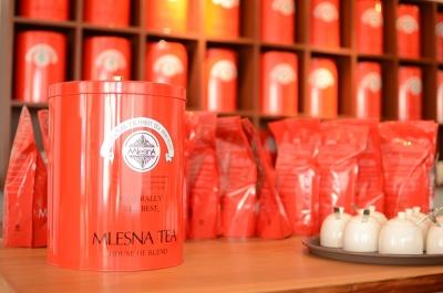 ムレスナ(MlesnA)社が提供する紅茶、ムレスナティーを扱う紅茶専門店でスタッフを募集!