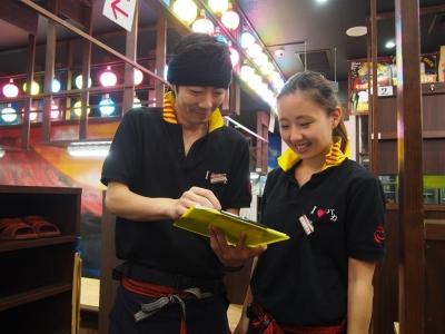 <錦糸町>「自分のお店」と思って働けるように、あなたの裁量を最大限活かせる社風です。「月8日休み保証」など、一緒に更なる働きやすさ改善&成長をしていきませんか?