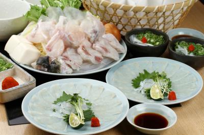 東証マザーズの上場企業によるふぐ料理専門店でスタッフ募集!