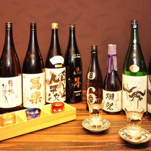 イチから接遇・サービスマナーを身につけられます。日本酒や料理の知識も身につきますよ