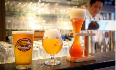 麻布十番にあるクラフトビール専門店。最適な状態でビールを提供しています。