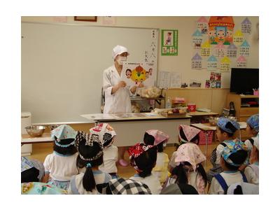 東京豊島区の保育園で給食調理のお仕事!資格を活かして正社員として勤務!