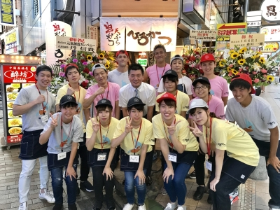 神戸市内に展開する、海鮮居酒屋・韓国料理・洋食スタンドなどのお店で働きませんか?