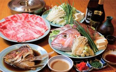 鮮魚を使った料理にこだわっています!