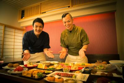 和食一筋に修業を積んだ店長と、一緒にお店を盛り上げていってください。