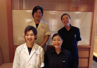 銀座の和食店で、若いスタッフに囲まれながら働きませんか!