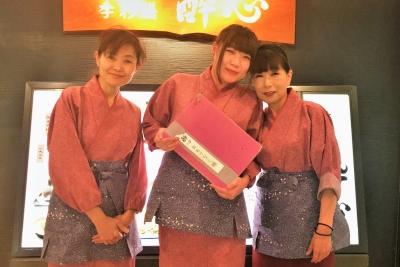 横浜駅駅前「横浜スカイビル」内の和ダイニング。駅直結だから、雨の日も寒い日も通勤ラクラク!仕事終わりにショッピングも楽しめる♪日本酒が楽しめる店でホールのバイト