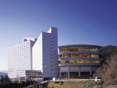 全国からだけでなく、海外からのお客様もたくさん!観光地に立つリゾートホテルです