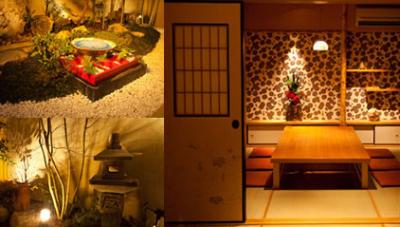 和モダンな造りが美しい日本料理店「かぐらざか」で、和装ホールスタッフ(支配人候補)を募集します。