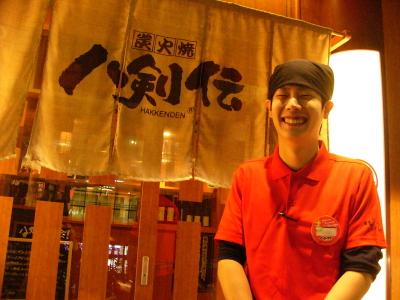 「八剣伝」をはじめ全国に460店舗を展開する「マルシェ株式会社」。未経験の方、大歓迎!
