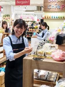 ゆくゆくは店長や、東京初のSV・ブランドを広げる店舗展開責任者としてのキャリアアップも目指せます!