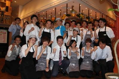 東京を中心に20店舗を展開中★今年度の新規出店オープニング&プロジェクトメンバーを大募集してます!