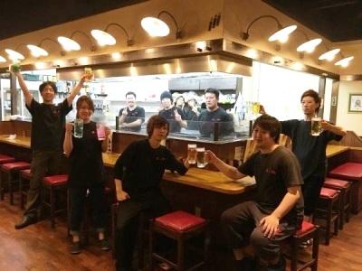 大阪府内に5店舗運営中!長田店で、店長候補として活躍しませんか?
