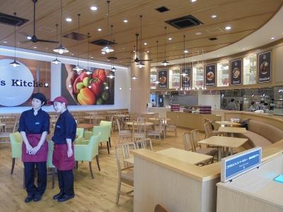 東京都内にある大手企業・工場内の社員食堂やカフェテリアで、おいしい食事を提供してください。