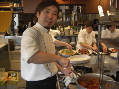 <日曜定休あり>落合シェフがオーナーを務めるイタリアンレストラン。手打ちパスタのスキルが身につく!バリスタやソムリエ資格も応援◎独立実績あり◎未経験OK