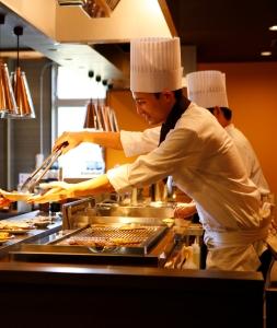 2018年4月下旬にオープンするホテルで、調理スタッフとしてご活躍ください!