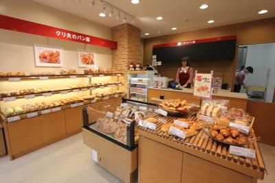 ひとくち食べると笑顔があふれるパンを製造しています