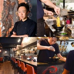 昼はラーメン屋、夜は現代風の創作中華レストランという2つの顔を持つお店でアルバイトしませんか?