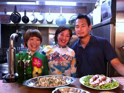 【未経験者大歓迎♪】ベトナム料理のお店で楽しくバイトをしませんか♪◆週5~6日レギュラーで入れる方大歓迎/正社員登用のチャンスあり♪◆日曜・祝日の月曜日定休♪