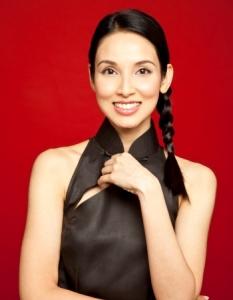 当店のオーナーは、世界で活躍する国際女優ミシェール・サラム