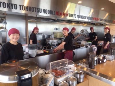 未経験者も大歓迎!東京豚骨ラーメンのお店で、ラーメン作りや接客をイチから学ぼう!