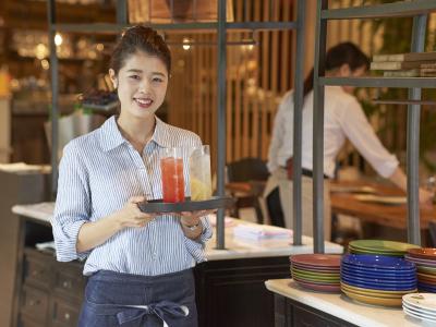 KIHACHIレストランの各店舗でキッチンスタッフとして働きませんか?