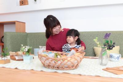 子育てママやファミリーに手に届く豊かさをお届けしています。*