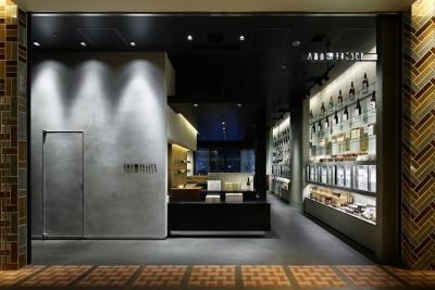 魚沼の酒蔵「八海山」が立ち上げたブランド「千年こうじや」。新しいスタイルの日本酒バーです。
