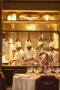 赤坂にある複合施設群『東京ガーデンテラス紀尾井町』にあるゲストハウス&レストランで働きませんか?