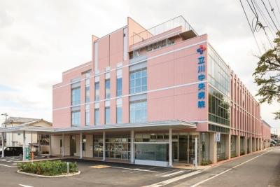 「立川中央病院」の画像検索結果