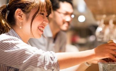 スタッフ全員がアイデアを積極的に提案できる風通しの良い社風が魅力
