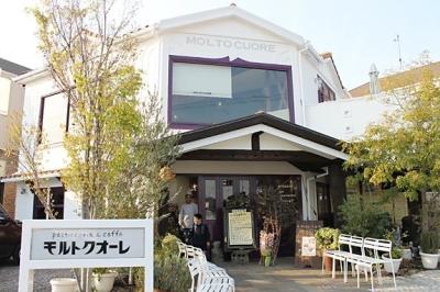 神戸市内にある「モルトクオーレ」3店舗にて販売スタッフとしてご活躍ください◎