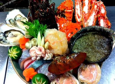 独自のルートで金沢の市場から仕入れる魚が自慢の居酒屋です