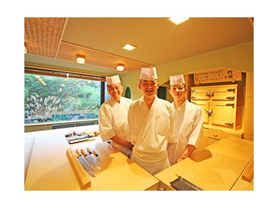 ◆2017年食べログアワード受賞◆43歳の若手店主が率いる本格江戸前寿司店です!