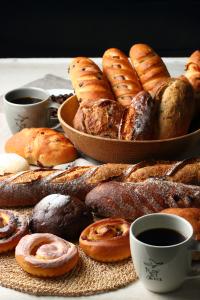 あなたの好きなパン、おいしいと思うパンをつくってください!