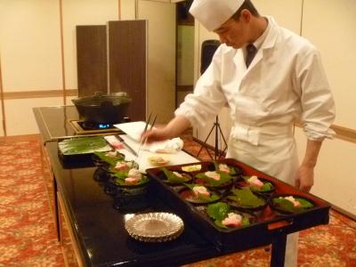 宴会調理のスペシャリストとして、経験を活かして大きく成長するチャンスです。