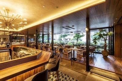 白金台にある2つのレストランで洋食調理のスキルをレベルアップしよう!