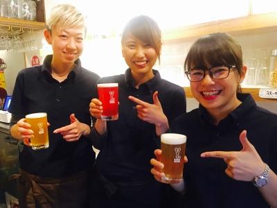 自家製クラフトビールを軸に展開する4ブランドで店長候補を募集します。