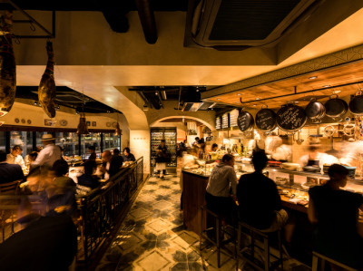 JR「恵比寿」駅から徒歩1分♪スパニッシュモダンなスペイン食堂で、料理長としてご活躍を!