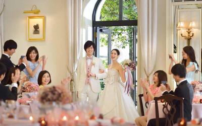 結婚パーティは十人十色。新郎新婦の想いに寄り添ったお料理を提案しています
