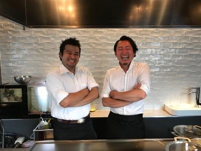 代官山駅から徒歩2分!人気の高級鉄板焼レストランで私たちと一緒に楽しく働いてみませんか?