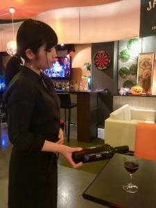 肉料理にぴったりのワインも多数揃っています!
