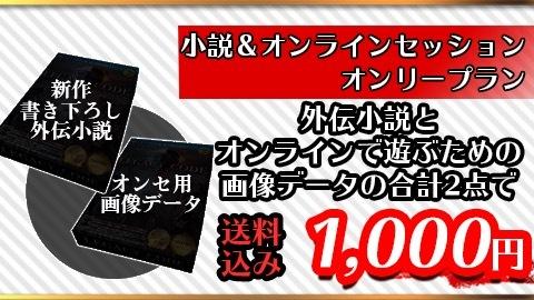 小説&オンラインセッションオンリープラン