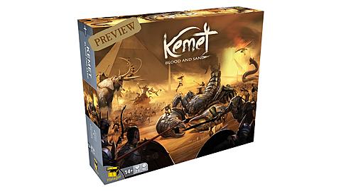 Kemet: Blood And Sand 日本語版