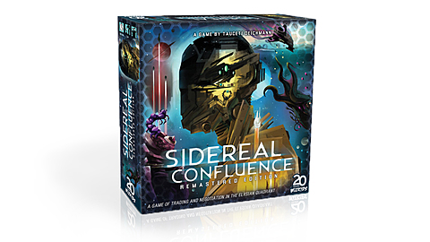 Sidereal Confluence: Remastered Edition 日本語版