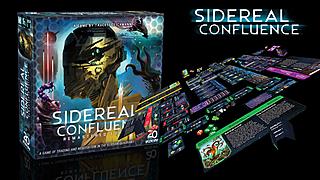 【ボードゲーム】Sidereal Confluence: Remastered Edition日本語化プロジェクト