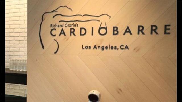 バーエクササイズのCARDIO BARRE(カーディオ・バー)が初上陸